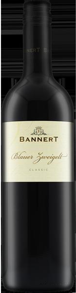 Bannert Blauer Zweigelt Classic 2018