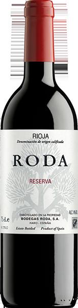 Bodegas Roda Reserva 2014