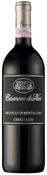 Casanova di Neri Cerretalto Brunello 2015
