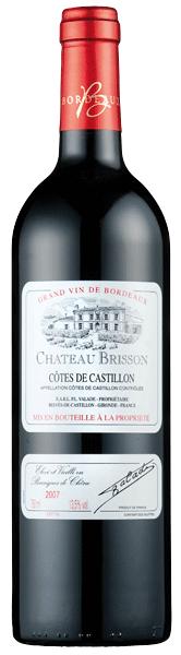 Château Brisson 2015
