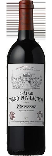 Château Grand Puy Lacoste 2018