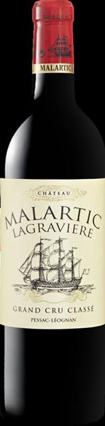 Château Malartic Lagravière 2018