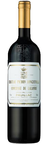 Château Pichon-Longueville Comtesse Lalande 2018