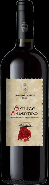 Leone de Castris Salice Salentino Riserva 2017