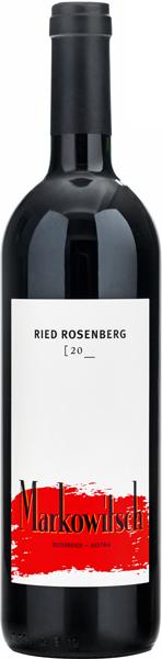 Markowitsch Ried Rosenberg 2018