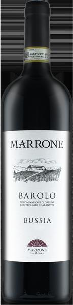Marrone Barolo Bussia 2015