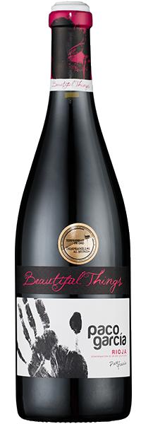 Paco Garcia Rioja Beautiful Things 2015
