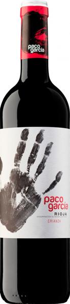 Paco Garcia Rioja Crianza 2016