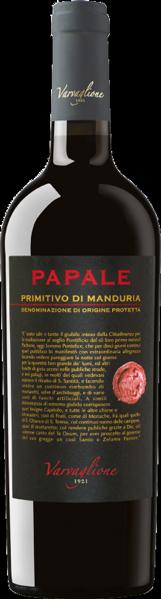 Papale Primitivo di Manduria 2019