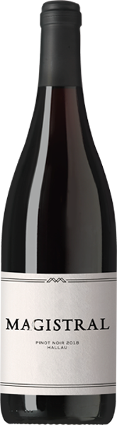 Strada Hallauer Pinot Noir Magistral 2019
