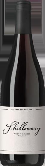Strada Hallauer Pinot Noir Schellenweg 2018