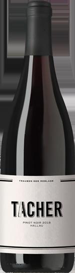 Strada Hallauer Pinot Noir Tacher 2018