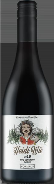 von Salis Heidi-Wii Maienfelder Pinot Noir 2019