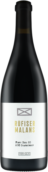 von Salis Malanser Pinot Noir Rüfiser 2019