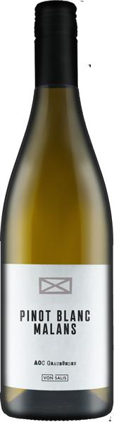 von Salis Malanser Pinot Blanc 2019