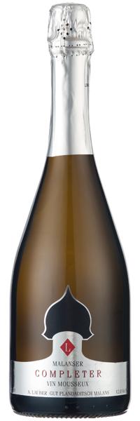 Lauber Malanser Completer Vin Mousseux 2018