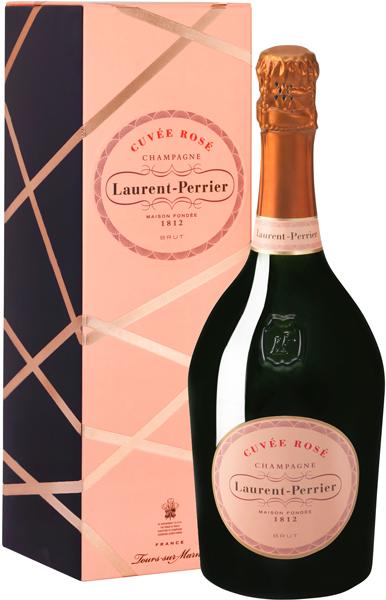 Laurent Perrier Champagne Cuvée Rosé