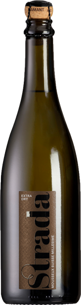 Strada Extra Dry Vin Mousseux 2019