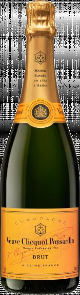 Veuve Clicquot Champagner Brut Carte Jaune