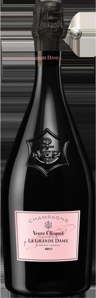 Veuve Clicquot Champagner La Grande Dame Rosé 2004