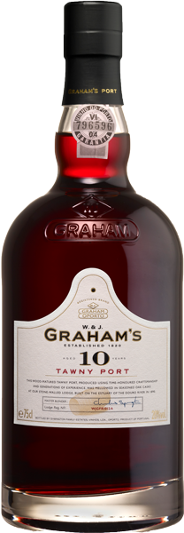 Grahams Port 10 years old 20°
