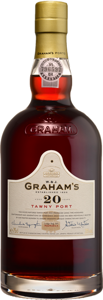Grahams Port 20 years old 20°