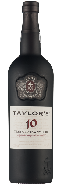 Taylors Port 10 years old 20°