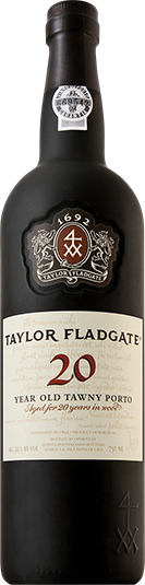 Taylors Port 20 years old 20°