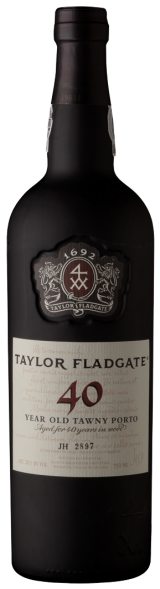 Taylors Port 40 years old 20°