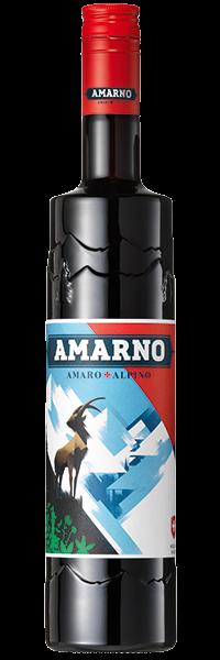 Amarno Amaro Alpino Svizzero 21°
