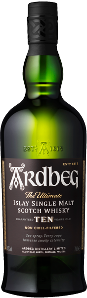Ardbeg TEN Years Old 46°