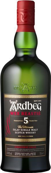 Ardbeg WEE BEASTIE Guaranteed 5 years old 47.4°