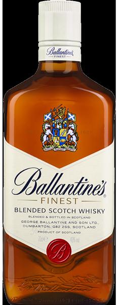 Ballantines Finest Scotch Whisky 40°