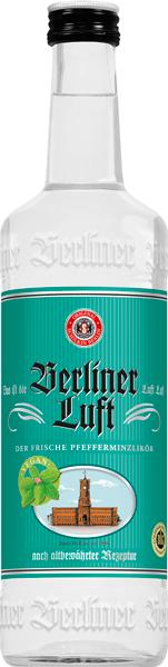 Berliner Luft Pfefferminzlikör 18°