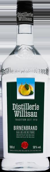 Distillerie Willisau Birnenbrand 50°