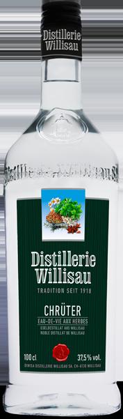 Distillerie Willisau Chrüter 37°