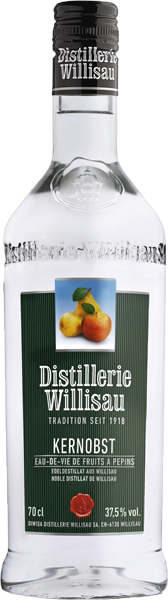 Distillerie Willisau Kernobstbrand 37.5°
