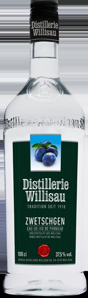 Distillerie Willisau Zwetschgen 37.5°