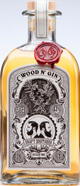 Draftbrothers Wood n' Gin 43°