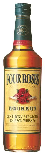 Four Roses Bourbon Whisky 40°