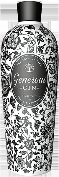Generous Gin 44°