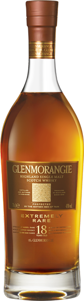 Glenmorangie Extremely Rare 18 years old 43°