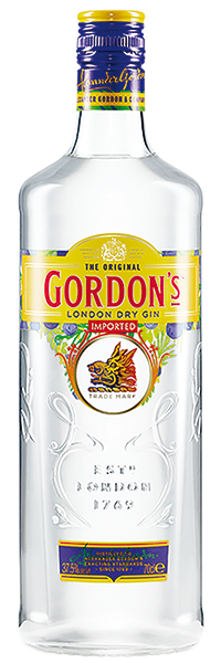 Gordon´s London Dry Gin 37°