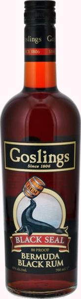 Gosling's Rum Black Seal 40°