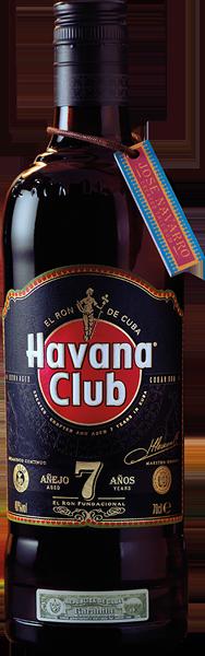Havana Club Añejo 7 años 40°
