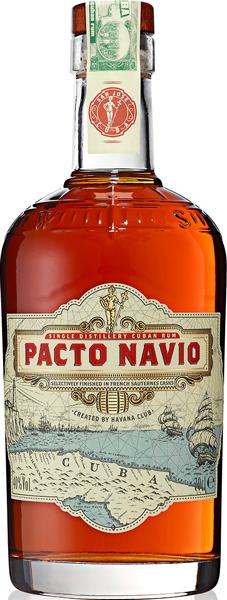 Havana Club Pacto Navio 40°