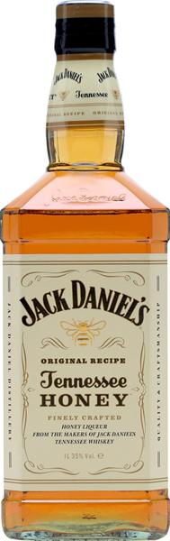 Jack Daniel´s Honey Whisky-Likör 35°