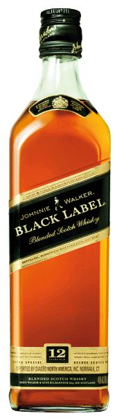 Johnnie Walker Black Label 40°