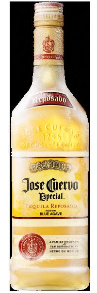 Jose Cuervo Especial Reposado Tequila 38°