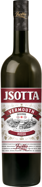 Jsotta Vermouth Rosso 17°